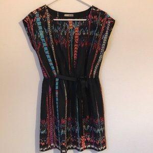 Be bop cinch waist dress